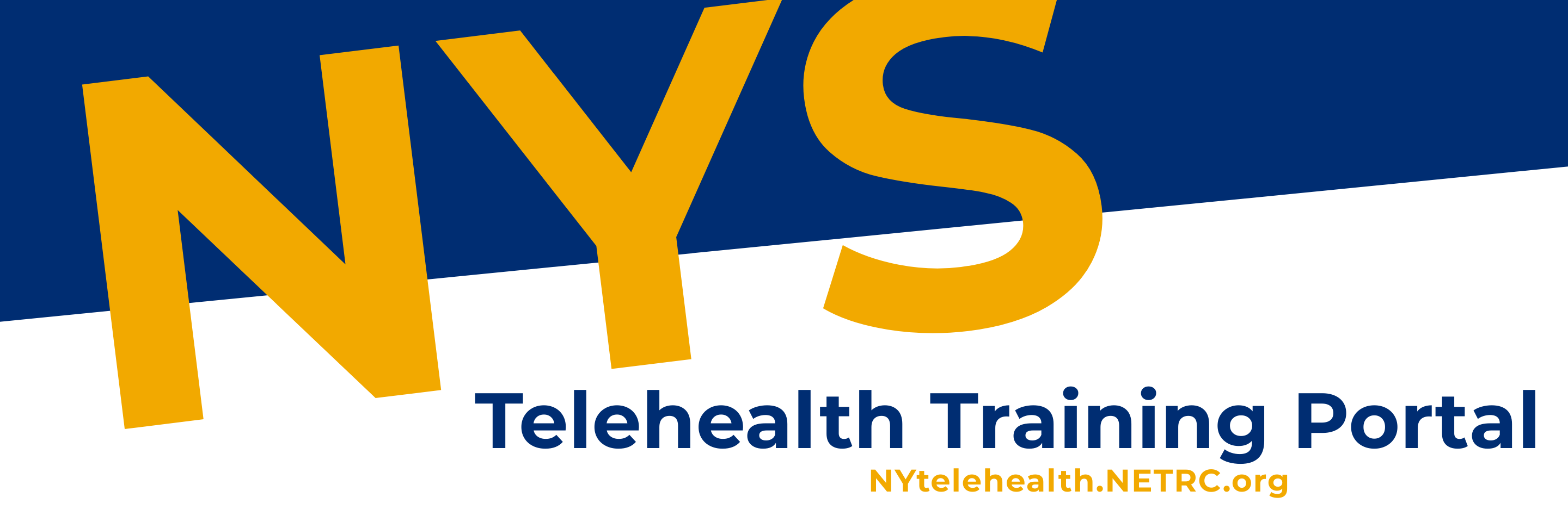 New York State Telehealth Training Portal